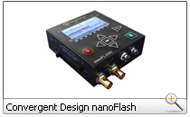 Convergent Design nanoFlash