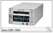 Sony DSR-1500A