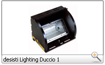 desisti Lighting Duccio 1