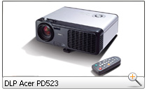 Acer PD 523
