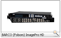 BARCO (Folsom) ImagePro HD