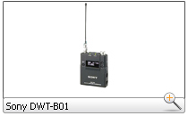 Sony DWT-B01 Digital Wireless Bodypack Transmitter