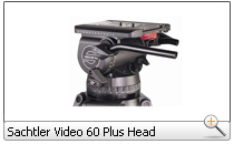 Sachtler Video 60 Plus Head