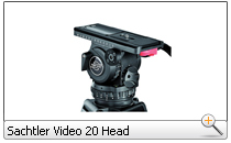 Sachtler Video 20 Plus Head