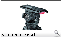 Sachtler Video 18 Plus Head