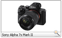 Sony Alpha 7s Mark II