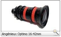 Angénieux Optimo Digital Zoom Lens 16-42mm