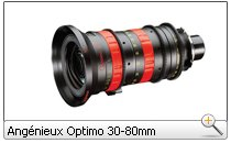 Angénieux Optimo Digital Zoom Lens 30-80mm